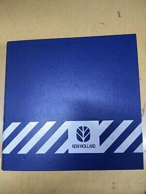 New Holland Tn60va Tn75va Repair Manual Complete Contents