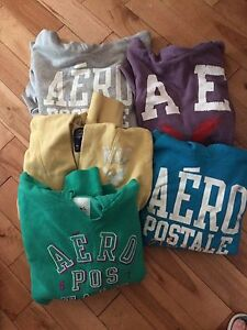 American eagle, aero postal etc bag of clothes