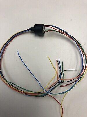 Moog Inc Slip Ring Sra-73665