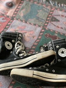 High top chuck taylor shoes