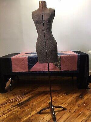 2nd Vintage Adjustable Dress Form
