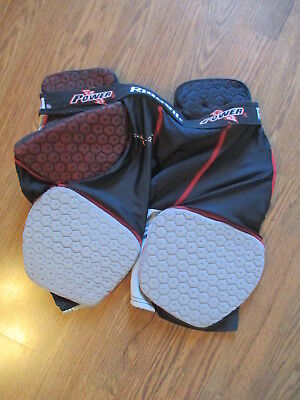 Riddell Power Padded Football shorts Pants Size Adult Large