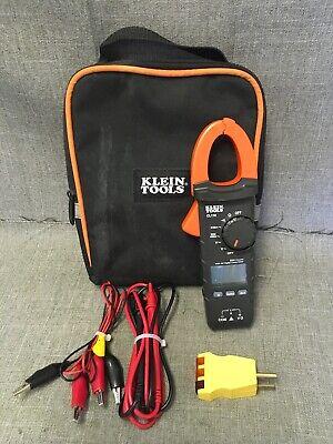 Klein Cl110 Auto-ranging Digital Clamp Meter Wcase