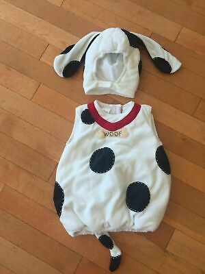 12 Month Baby Halloween Costume (Pottery Barn Kids Puppy Dog Costume Baby 6-12 Months Halloween 2 Piece)