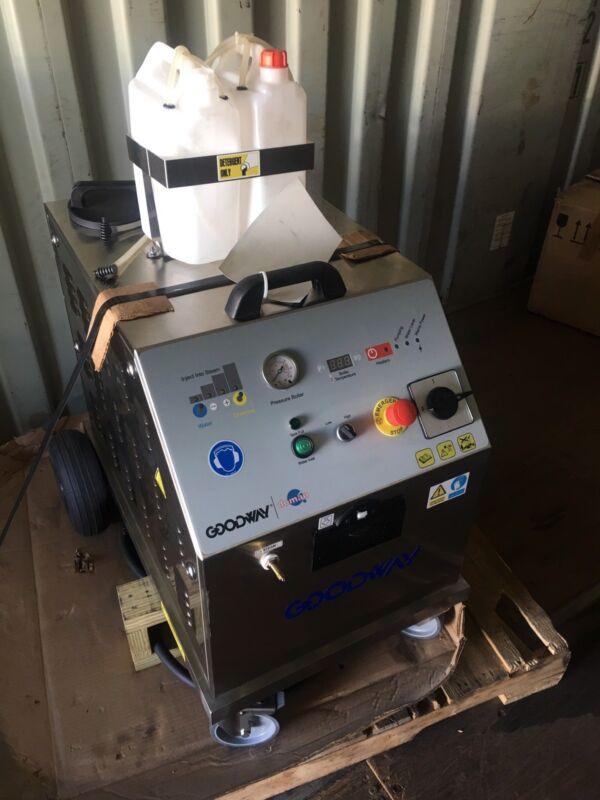 Goodway GVC-18000 Vapor Steam Cleaner Degreaser Industrial Commercial 230v