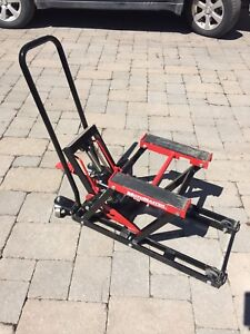 Heavy Duty Motorcycle Lift - Jack Stand