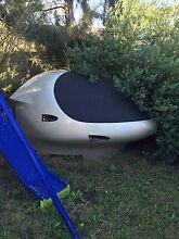 Fiver-glass spaceship shape. Cranbourne Casey Area Preview