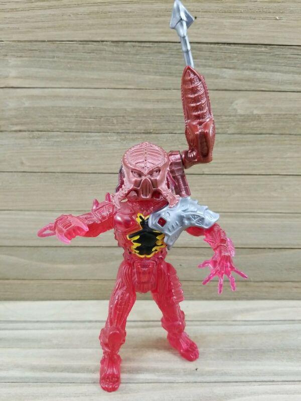 Kenner Predator vs Aliens Red Lava Planet Action Figure 1994 complete Series