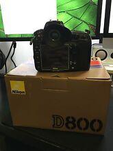 Nikon D800 PERFECT COMBO! Balmoral Brisbane South East Preview