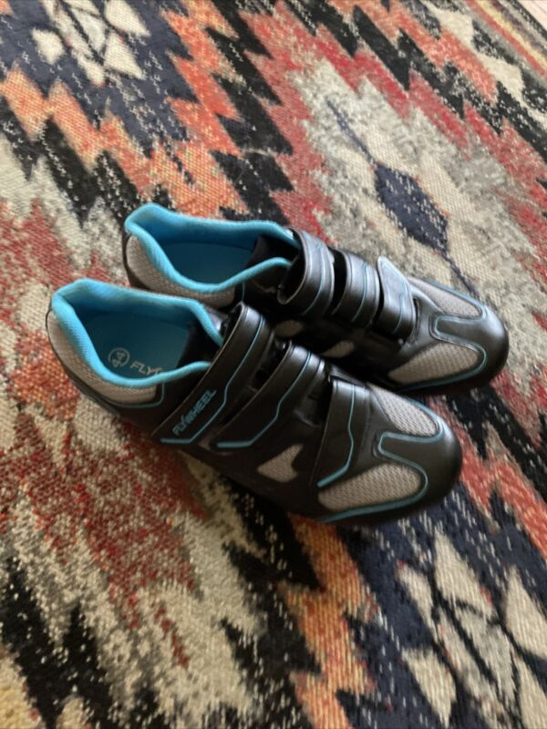 flywheel cycling shoes size 44