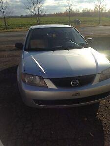 Mazda protéger 2003