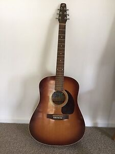 Guitar Seagull S6 Acoustic Anglesea Surf Coast Preview
