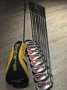Genex ARC Irons and King Cobra Driver LH