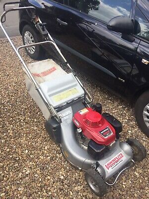 Kaaz Honda Lawnflite 553 Pro Self Propelled Petrol Lawnmower Roller Lawn Mower
