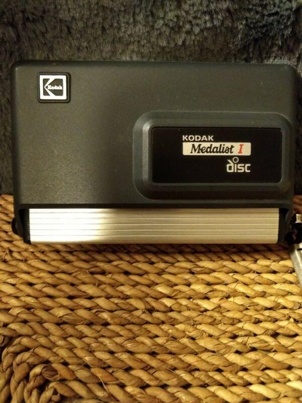 Vintage Kodak Medalist 1 Disc Camera