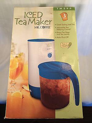 Производители чая Mr. Coffee TM39P Fresh