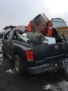 2008 Nissan Titan For Parts