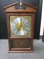 Large Mantel Clock Westminster Chime with Pendulum