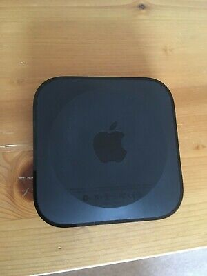 Apple TV (3rd Generation) HD Media Player - Black (No Remote)