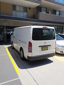2012 Toyota Hiace Van/Minivan Newington Auburn Area Preview
