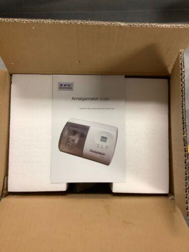 Digital Amalgamator, D-650N, Quiet, high-speed mix capsules 110V BY TPC
