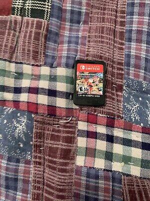 Nintendo Switch Game Mario Kart Deluxe