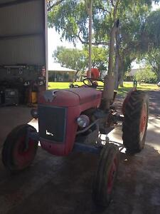 Massey Ferguson Tractor Charleville Murweh Area Preview
