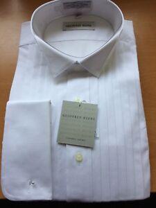 Chemise tuxedo blanche neuve