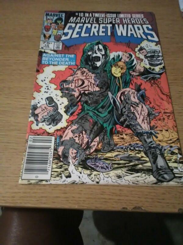Secret Wars 10!