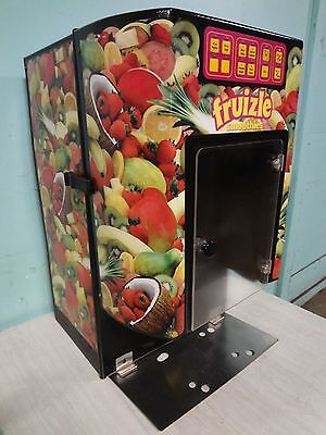 Norlake Commercial Counter Top 4 Flavors Fruizle Smoothies Dispenser Machine