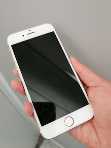 iPhone 6S 128GB Rose Gold Pyrmont Inner Sydney Preview