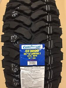 35X12.50R18LT NEW MT TIRES / No Tax to Pay on Top !