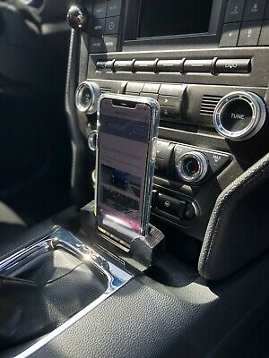 iPhone docking station for Ford Mustang S550, 2015-2017, 2018-2020