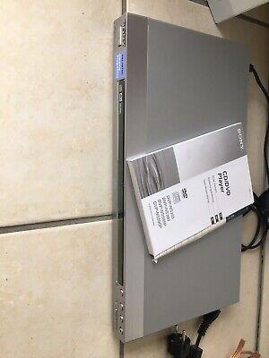 DVD Player Sony DVP-NS590P, silber online kaufen