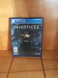 Injustice 2 PS4