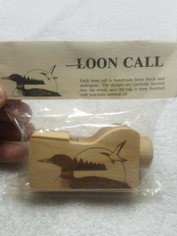 Loon Call. NEW IN PACKAGE