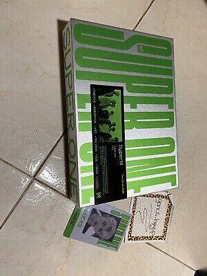 SUPER M - Super One album (US ver) - GREEN ver