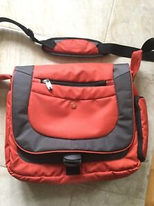 Swiss Army Military Wenger laptop messenger bag