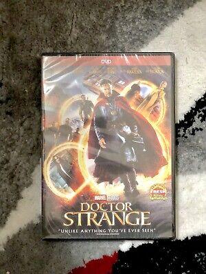 Dr. Strange (Marvel's Studio) DVD - Avengers Free Shipping