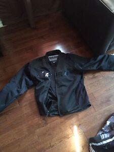 Icon hooligan jacket.