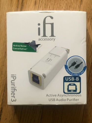 iFi Audio iPurifier3 USD Audio Purifier