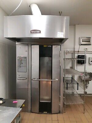 Baxter Ov500 Single Rack Oven 2012 Gas - Shipping Anywhere