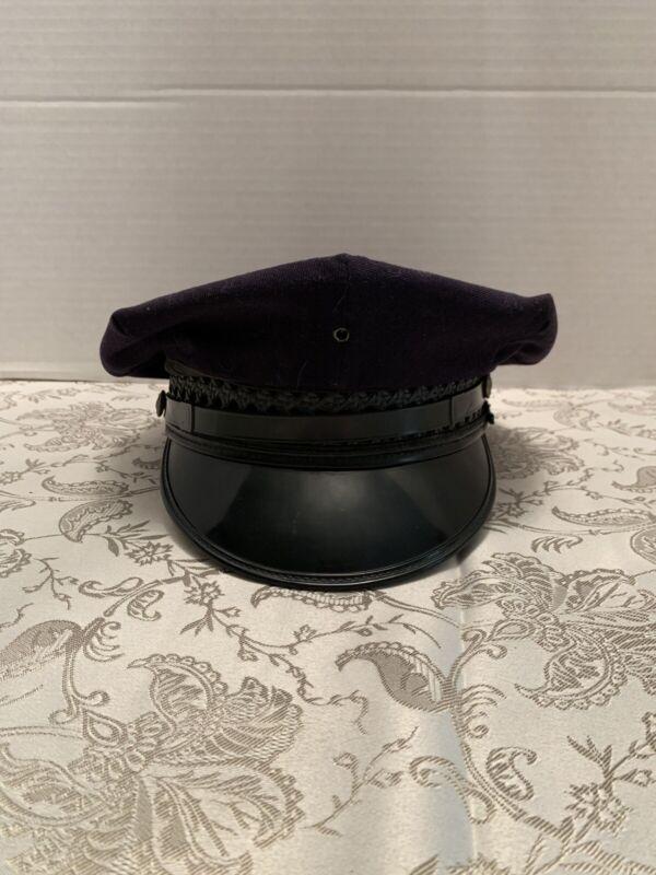 Vintage Police Hat