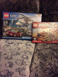 Unopened LEGO Sets for Dale