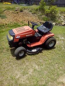 mtd yard machines ride on mower North Deep Creek Gympie Area Preview