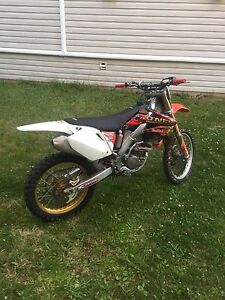 2005 Crf250r for sale $2600 firm