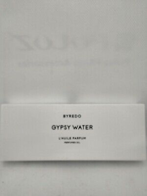 Byredo GYPSY WATER Perfumed Oil Rollerball 0.25oz As Pictured Free Shipping