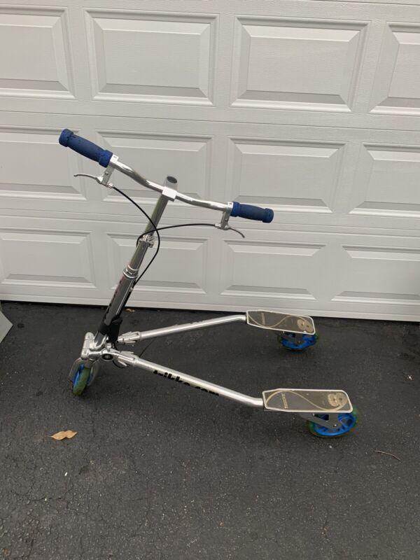Trikke 8 3CV Carving Cambering Bike Trike Vehicle Adult Scooter, NJ, Local PU