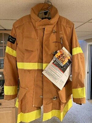Janesville Lion Bunker Coat Firefighting Gear