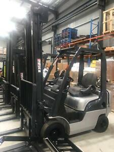Used Nissan LPG 1.8t Foklift For Sale Welshpool Canning Area Preview